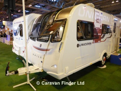 Bailey Unicorn Seville S3 2016  Caravan Thumbnail