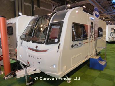 Bailey Unicorn Valencia S3 2016  Caravan Thumbnail