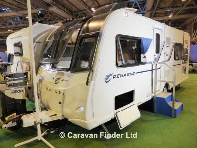 Bailey Pegasus Ancona 2017  Caravan Thumbnail