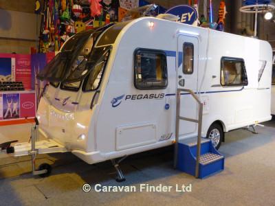Bailey Pegasus Modena 2017  Caravan Thumbnail