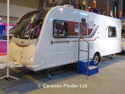 Bailey Unicorn Cabrera 2017  Caravan Thumbnail