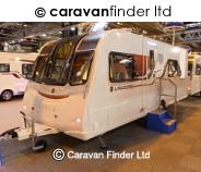 Bailey Unicorn Cadiz S3 2017 caravan