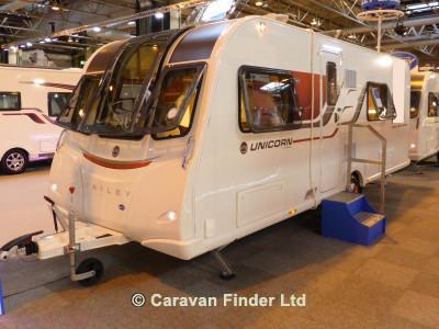 Bailey Unicorn Cadiz 2017  Caravan Thumbnail