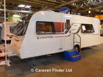 Bailey Unicorn Madrid 2017  Caravan Thumbnail