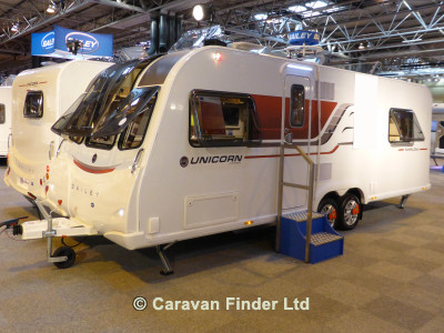 Bailey Unicorn Pamplona 2017  Caravan Thumbnail