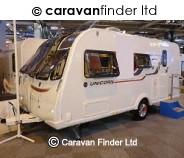 Bailey Unicorn Seville 2017 caravan