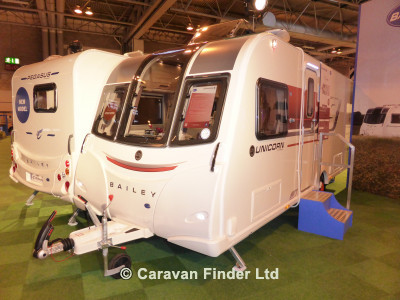 Bailey Unicorn Vigo S3 2017  Caravan Thumbnail