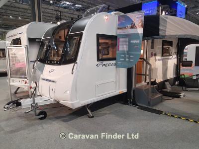 Bailey Pegasus Ancona 2018  Caravan Thumbnail