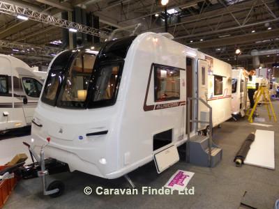 Bailey Unicorn Barcelona 2018  Caravan Thumbnail