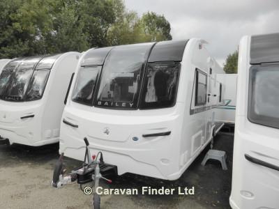 Bailey Unicorn Cabrera 2018  Caravan Thumbnail