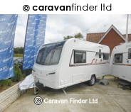 Bailey Unicorn Seville 2018 caravan