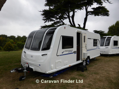 Bailey Pegasus Grande Messina 2019  Caravan Thumbnail