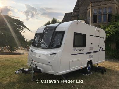 Bailey Phoenix 420 2019  Caravan Thumbnail