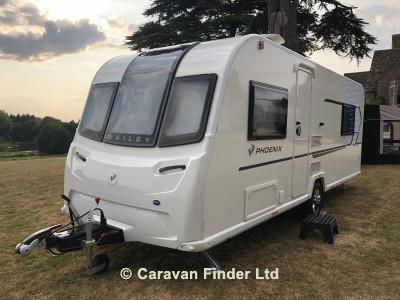 Bailey Phoenix 640 2019  Caravan Thumbnail
