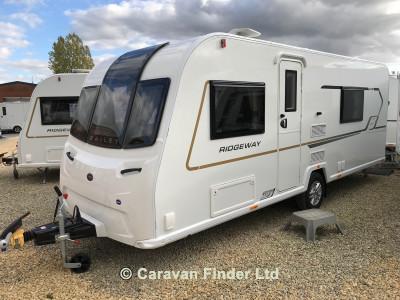 Bailey Ridgeway 642 2019  Caravan Thumbnail