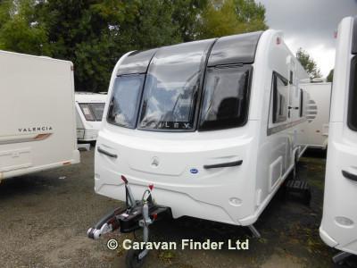 Bailey Unicorn Cadiz 2019  Caravan Thumbnail