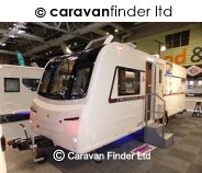 Bailey Unicorn Cartagena 2019 caravan