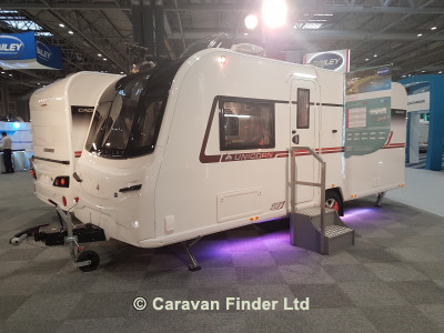 Bailey Unicorn Madrid 2019  Caravan Thumbnail
