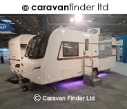 Bailey Unicorn Madrid 2019 caravan