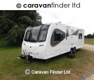 Bailey  2020 caravan