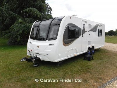 Used Bailey 2020 touring caravan Image