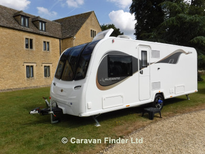 New Bailey Alicanto Grande Faro 2020 touring caravan Image
