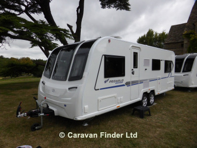 Bailey Pegasus Grande Turin 2020  Caravan Thumbnail