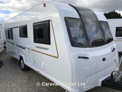 Bailey Ridgeway 640 2020  Caravan Thumbnail