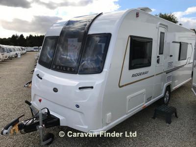 Bailey Ridgeway 650 2020  Caravan Thumbnail
