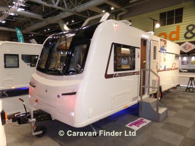 Bailey Unicorn Cartagena Black Edition 2020  Caravan Thumbnail