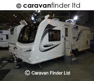 Bailey Unicorn Black Cartagena  2020 caravan