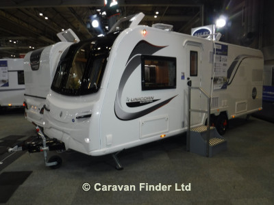 Bailey Unicorn Cartagena 'Black Edition' 2020  Caravan Thumbnail