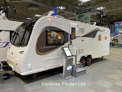 New Bailey Alicanto Grande Faro 2021 touring caravan Image
