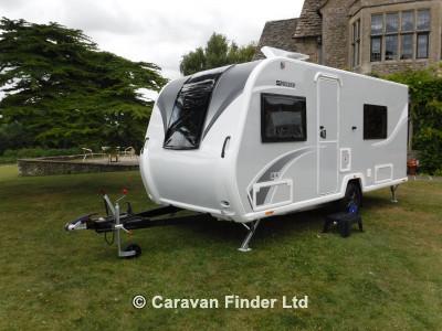 Bailey Discovery D4-4 2021  Caravan Thumbnail
