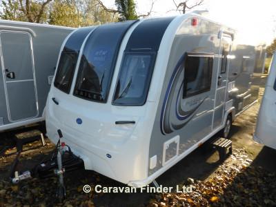 Bailey Pegasus Grande Brindisi 2021  Caravan Thumbnail