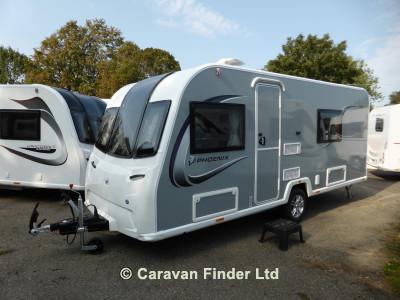 Bailey Phoenix Plus 440 2021  Caravan Thumbnail
