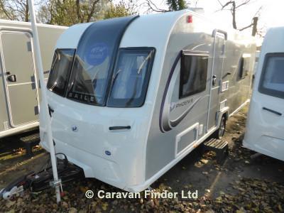 Bailey Phoenix Plus 640 2021  Caravan Thumbnail