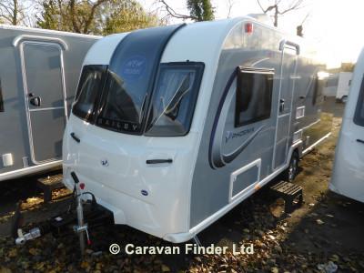 Bailey Phoenix Plus 650 2021  Caravan Thumbnail