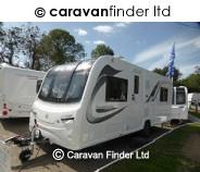 Bailey Unicorn Cabrera 2021 caravan