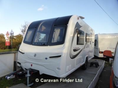 Bailey Unicorn Merida 2021  Caravan Thumbnail