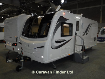 Bailey Unicorn Vigo 2021  Caravan Thumbnail