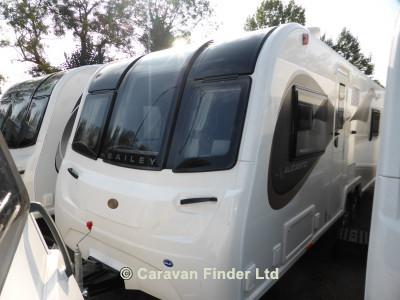 Bailey Alicanto Grande Porto 2022  Caravan Thumbnail