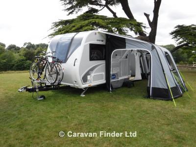 Bailey Discovery D4-2 2022  Caravan Thumbnail