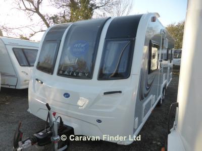 Bailey Pegasus Grande Turin DUE 2022  Caravan Thumbnail