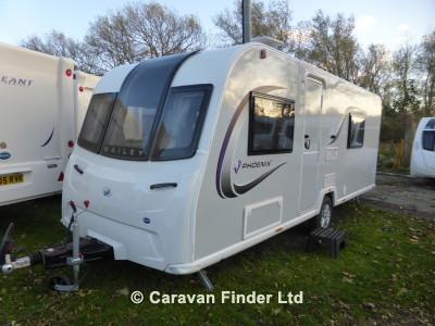 Bailey Phoenix Plus 642 DUE 2022  Caravan Thumbnail