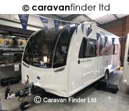 Bailey Unicorn Cabrera 2022 caravan