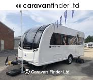 Bailey Unicorn Seville 2022 caravan