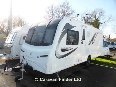 Bailey Unicorn Vigo 2022  Caravan Thumbnail