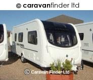 Bessacarr Cameo 525 2013 caravan