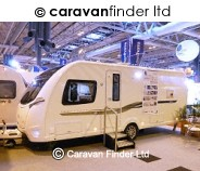 Bessacarr By Design 580 2015 caravan